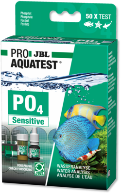 JBL P04  Fosfaat sensitief Test- Set