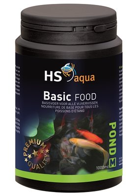 HS AQUA POND FOOD BASIC M 1 L