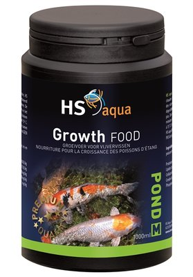 HS AQUA POND FOOD GROWTH M 1 L