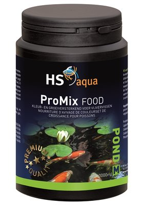HS AQUA POND FOOD PROMIX M 1 L
