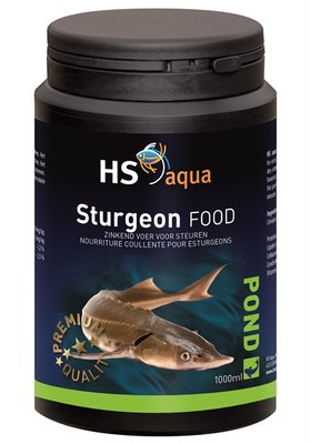HS AQUA POND FOOD STURGEON 1 L