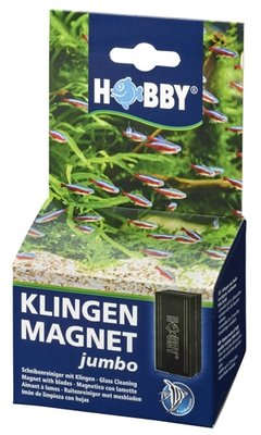 HOBBY ALGENMAGNEET JUMBO INCL. MESJES
