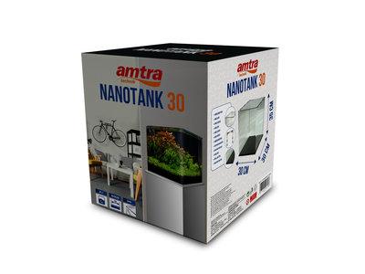 AMTRA NANOTANK 30x30x35