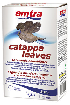 PRO NATURE CATAPPA LEAVES 30 PZ