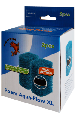 SF AQUAFLOW XL SPONS 2 ST.