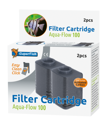SF AQUAFLOW 100 CARTRIDGE 2 ST