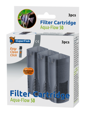SF AQUAFLOW 50 CARTRIDGE 3 ST