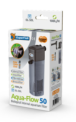 SF AQUAFLOW 50 FILTER 100 L/H