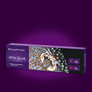 Aquaforest AFix Glue 110gr. Koralenlijm-2 componenten