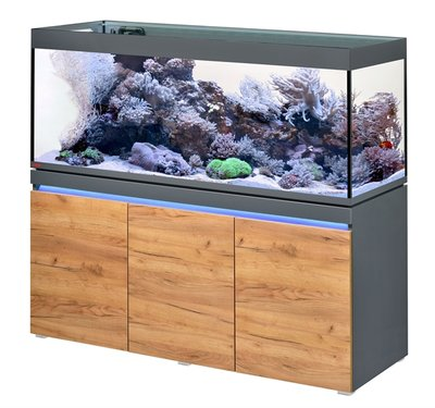 EHEIM SET INCPIRIA REEF 530 160X144X60 CM GRAPHIT/NATURE
