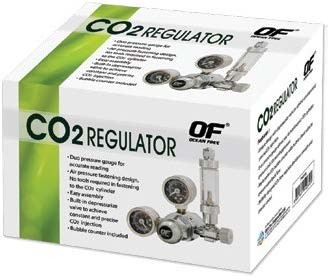 CO2 SOLENOID W/BUBBLE COUNTER