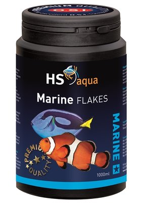 HS AQUA MARINE FLAKES 1000 ML
