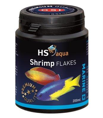 HS AQUA MARINE SHRIMP FLAKES 200 ML