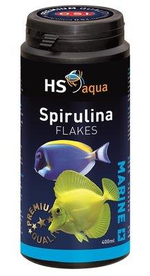 HS AQUA MARINE SPIRULINA FLAKES 400 ML