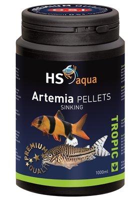 HS AQUA ARTEMIA PELLETS 1000 ML