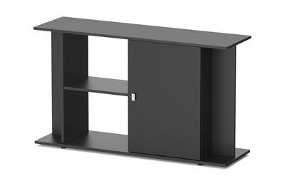 AQUATLANTIS MEUBEL STAND STYLE LED 120 ZWART-001 120X40X70 CM