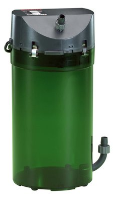 EHEIM BUITENFILTER CLASSIC 2215 MET MASSA EN DUBBELKRANEN 620 L/H