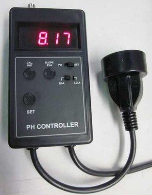 PH controller - 2 punt calibratie - HI/LO pH instelbaar