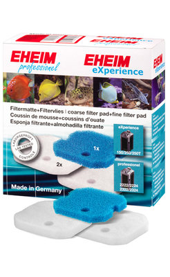 EHEIM 2616220 FILTERVLIES(2X)/FILTERMAT(1X) PROFESSIONAL/EXPERIENCE