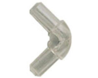 HOBBY BOCHT TRANSPARANT VOOR SLANG 4/6mm per stuk