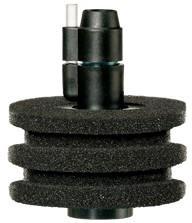 Spons filter size 1 - Ã 8 cm - 9 cm hoog