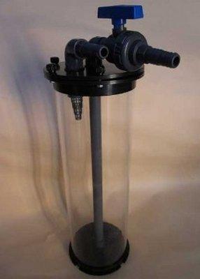Waterdichte wervelbed filter à 130 mm - 48 cm hoog