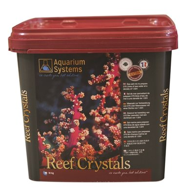 Aquarium Systems REEF CRYSTAL ZOUT 300 L/10 KG