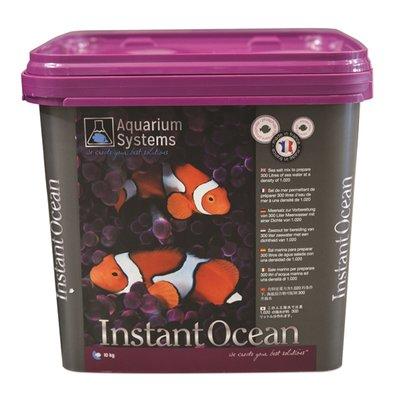 Aquarium Systems INSTANT OCEAN ZOUT 300 L/10 KG