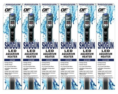 OF SHOGUN LED HEATER 100W
