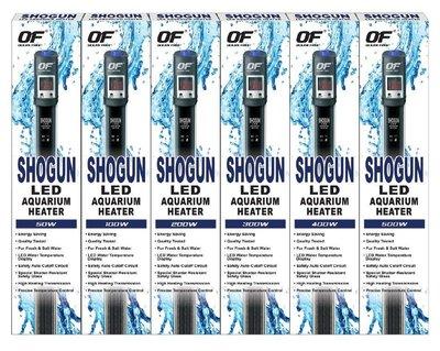 OF SHOGUN LED HEATER 100W