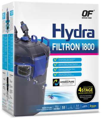 OF HYDRA FILTRON 1800