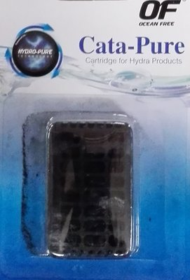OF CATA-PURE CARTRIDGE- NEW HYDRA NANO PLUS