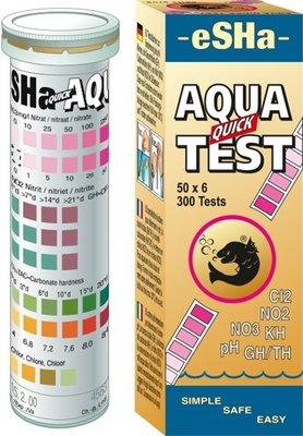 eSHa AQUA QUICK TEST 300 ST TBV AQUA/VIJVER
