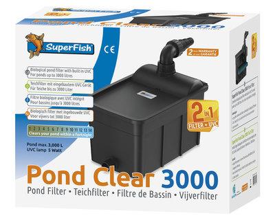 SUPERFISH PONDCLEAR 3000 UVC-5W