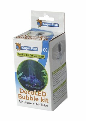 SUPERFISH DECO LED BUBBLE KIT