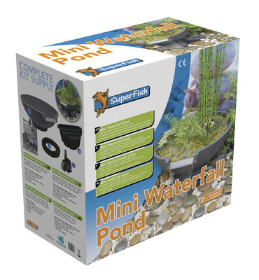 SUPERFISH MINI WATERFALL VIJVER