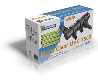 SUPERFISH PONDCLEAR UVC 9W/7.500 LTR