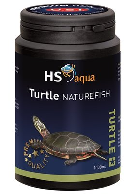 HS AQUA TURTLE NATUREFISH 1000 ML