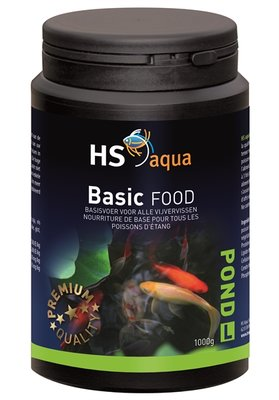 HS AQUA POND FOOD BASIC L 1 L