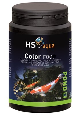 HS AQUA POND FOOD COLOR M 1 L