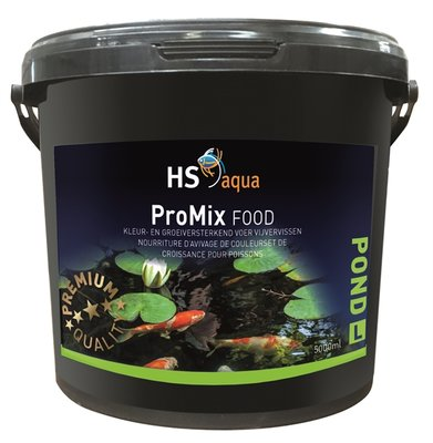 HS AQUA POND FOOD PROMIX L 5 L