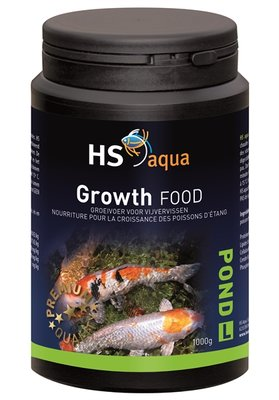 HS AQUA POND FOOD GROW L 1 L