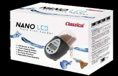 CL NANO LCD AUTO FISH FEEDER
