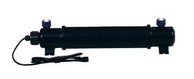 Professionele UV unit 10w - max water flow: 500 l/h - Radiation intensity:33000 µW/sec/cm2