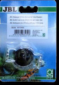 JBL Zuignap met klem 36mm (bv. VarioReaktor) (2St)