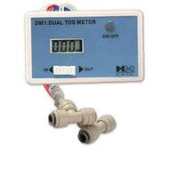 Dual in-line TDS meter DM-1