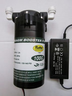 RO BOOSTER PUMP   75GPD WITH TRANSFORMER