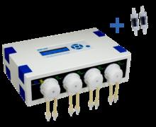 easydoser 4x doseerpomp  ED-4  programmeerbaar